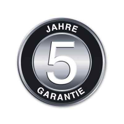 Agreto 5 Jahre Garantie