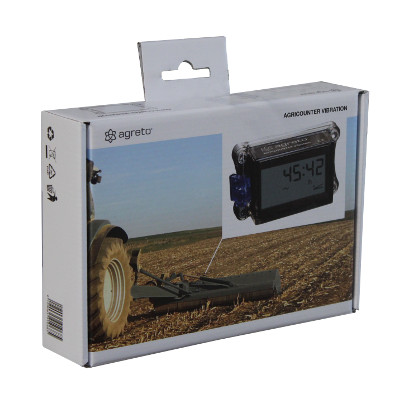 Agreto AgriCounter Vibration Verpackung