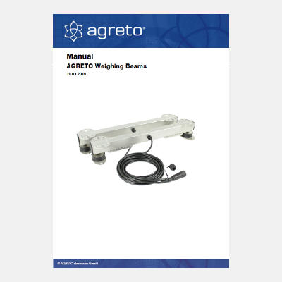 Manual Agreto Weigh beams