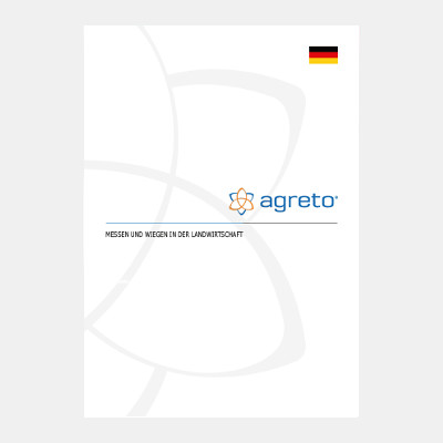 Agreto messen wiegen landwirtschaft
