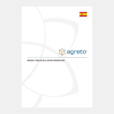 Agreto measuring weighing spanish