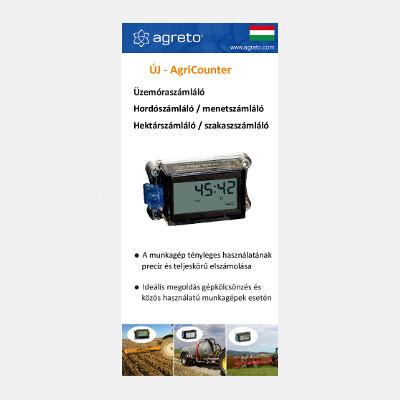 AgriCounter Flyer ungasrisch