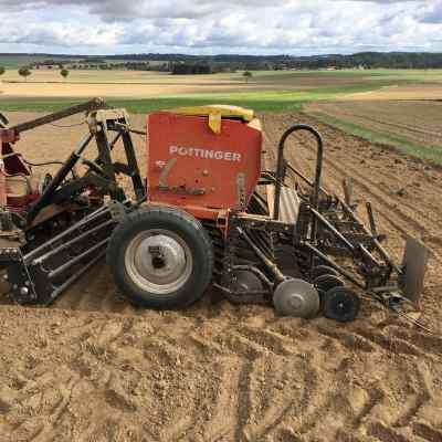 Acre meter Agri Counter Drive seeding machine