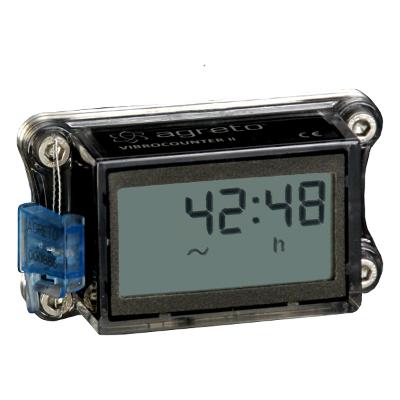 Hour meter VibroCounter II Agreto