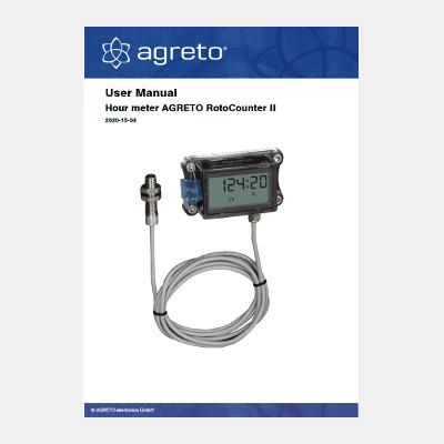 Manual Agreto RotoCounter II