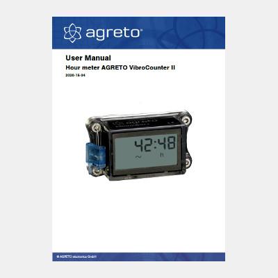 Manual Agreto Vibro Counter II