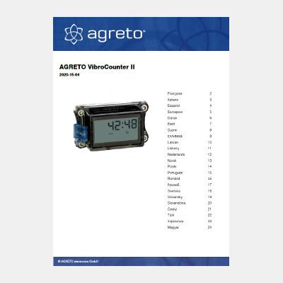 Quick Guide Agreto Vibro Counter II